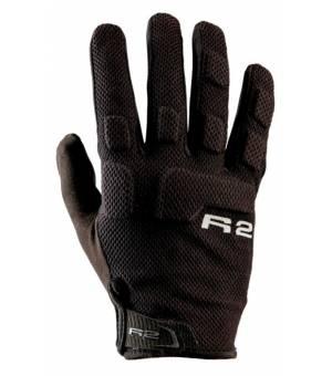 E-Patron Black cyklistické rukavice