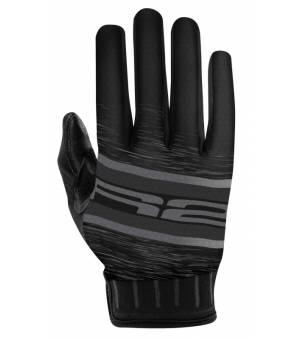 R2 Odyssey Black/Grey cyklistické rukavice