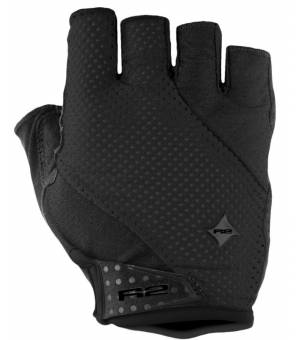 R2 Ribbon Gloves Black cyklistické rukavice