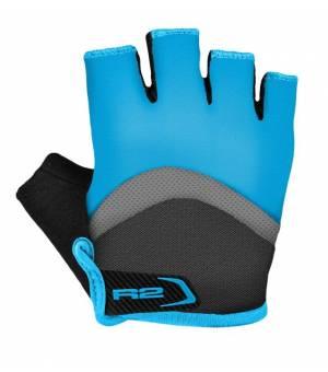 R2 Loop Jr. cyklistické rukavice Blue/Black