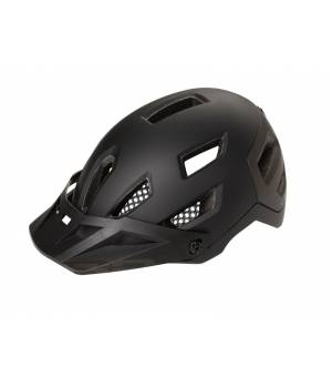 R2 Trail 2.0 cyklistická prilba Black-Grey 2021