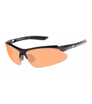 Relax Mosera Black slnečné okuliare