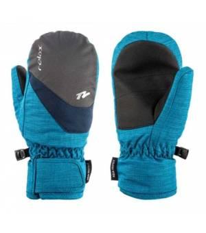 Relax Quente Blue Grey lyžiarske rukavice