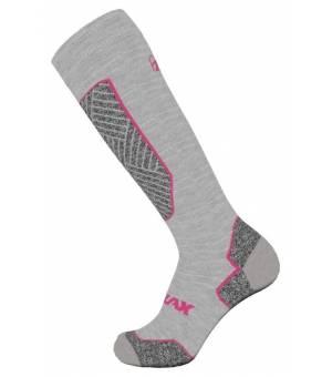Relax Alpine Grey Pink ponožky