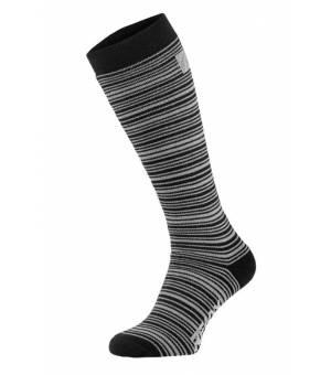 Relax Free Black Grey ponožky