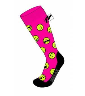 Relax Happy Pink ponožky