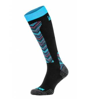 Relax Carve Black Turquoise ponožky