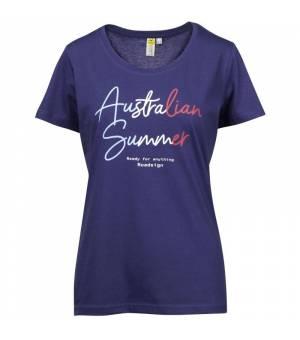 Roadsign T-Shirt Australian Summer Marine tričko