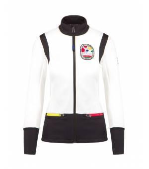 Rossignol W Clim Fly Jacket White mikina