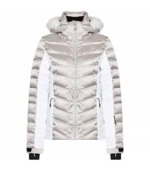 Rossignol W Rapide Ski Jacket Silver bunda