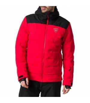 Rossignol Rapide M Ski Jacket Sports Red bunda