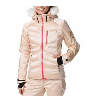 Rossignol W Depard Ski Jacket Basalt bunda