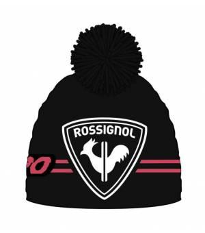 Rossignol Pro Hero X3 Black čiapka