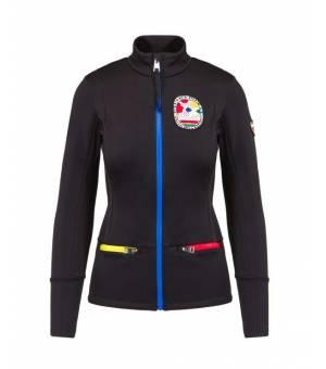 Rossignol W Clim Fly Jacket Black mikina