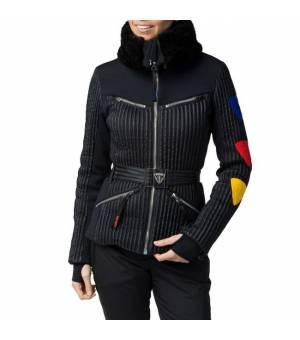 Rossignol W Maddy Ski Jacket Black bunda