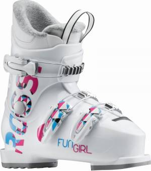 Rossignol Fun Girl J3 white 19/20