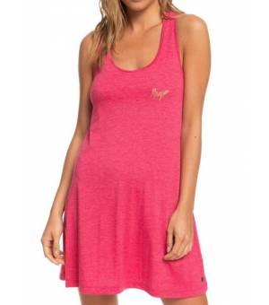 Roxy Closing Calls šaty ružové