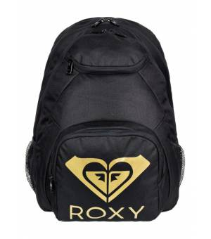 Roxy Shadow Swell Solid Logo 24l Anthracite batoh