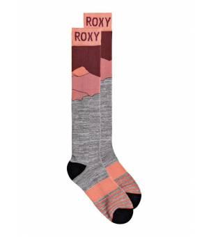 Roxy Misty Socks W podkolienky sivé
