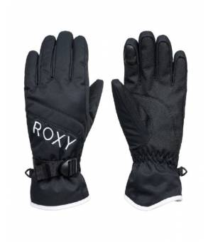 Roxy Jetty Solid W Gloves Black lyžiarske rukavice