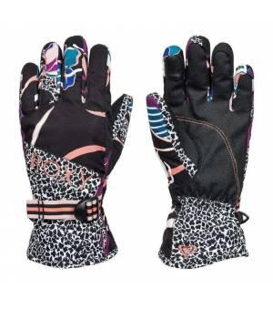 Roxy Jetty Se Gloves W lyžiarske rukavice