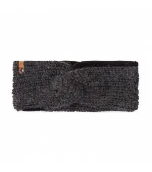 Roxy Mila W Headband Black čelenka
