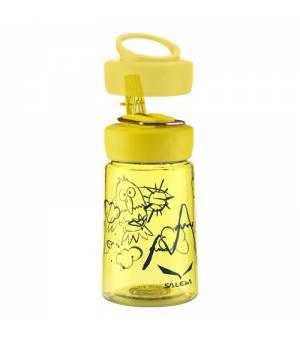 Salewa Runner Kids Bottle fľaša 0,35 L žltá