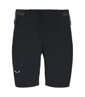 Salewa Pedroc Cargo 3 Durastretch W Shorts Black Out kraťasy