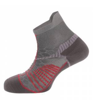 Salewa Ultra Trainer Socks Tango Red ponožky