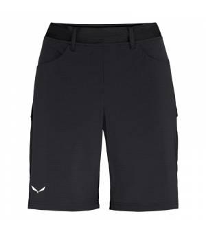 Salewa Puez 3 Durastretch W Shorts black out kraťasy