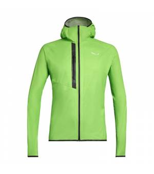 Salewa Puez Light Powertex M Jacket fluo green bunda