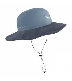 Salewa Puez 2 Brimmed Hat ombre blue klobúk
