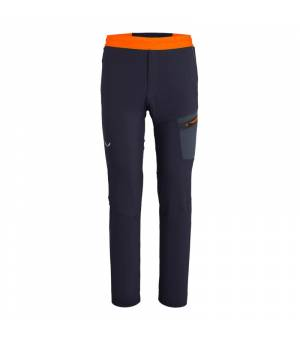 Salewa Pedroc Light Durastretch M Pant premium navy nohavice