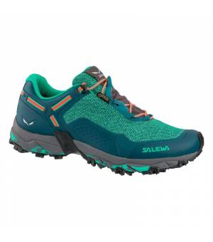 Salewa WS Speed Beat GTX shaded spruce/fluo coral