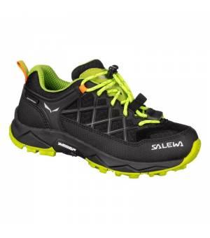 Salewa JR Wildfire Waterproof black out/cactus