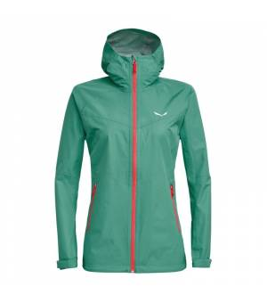 Salewa Puez Aqua 3 Powertex W Jacket feldspar green bunda