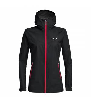 Salewa Puez Aqua 3 Powertex W Jacket black out bunda