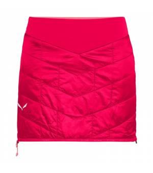 Salewa Sesvenna TirolWool Responsive W Skirt virtual pink sukňa