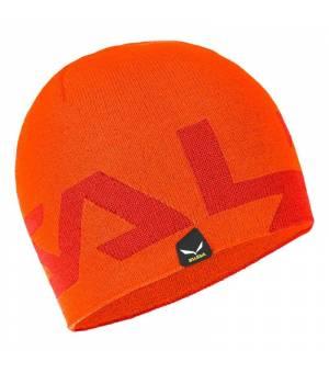 Salewa Antelao 2 Reversible Wool Beanie red orange čiapka