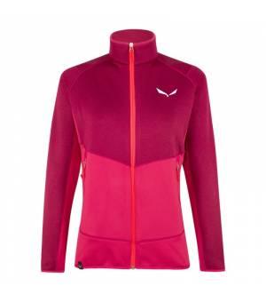 Salewa Vezzana Polarlite W jacket virtual pink mikina
