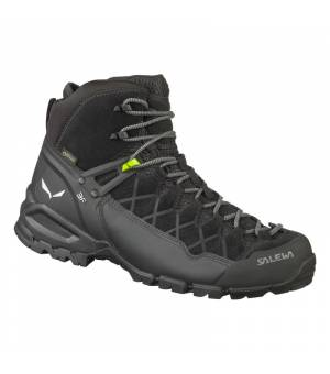 Salewa MS Alp Trainer Mid GTX black/black