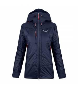 Salewa Ortles 2 Tirolwool Responsive W Jacket navy blazer bunda