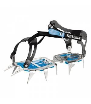 Salewa Alpinist Aluminium Walk Crampon steel/blue mačky