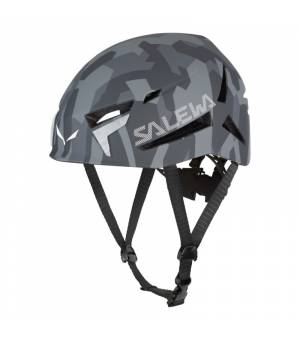 Salewa Vega Helmet grey camo 20/21