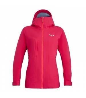 Salewa Antelao Beltovo TirolWool Responsive W Jacket rose red bunda