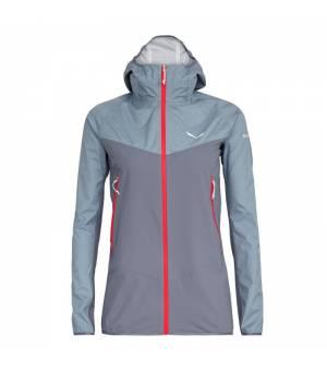 Salewa Agner Powertex 3L W Jacket flint stone bunda
