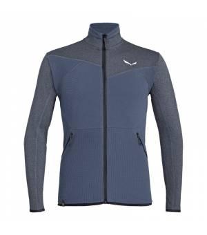 Salewa Puez Hybrid Polarlite M Fleece Jacket ombre blue mikina