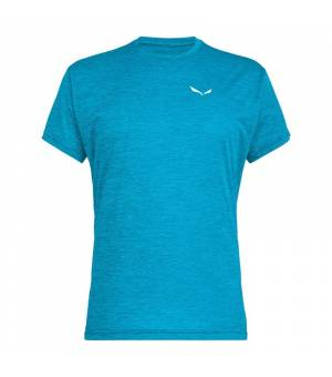 Salewa Puez Melange Dry M T-shirt blue danube melange tričko