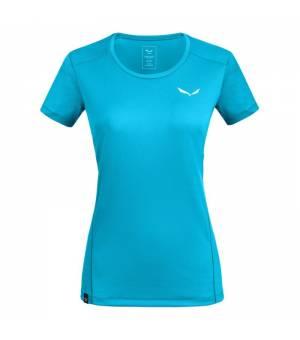 Salewa Sporty B Dry W T-Shirt maui blue tričko