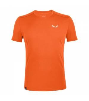 Salewa Sporty B 4 Dry M T-Shirt red orange tričko